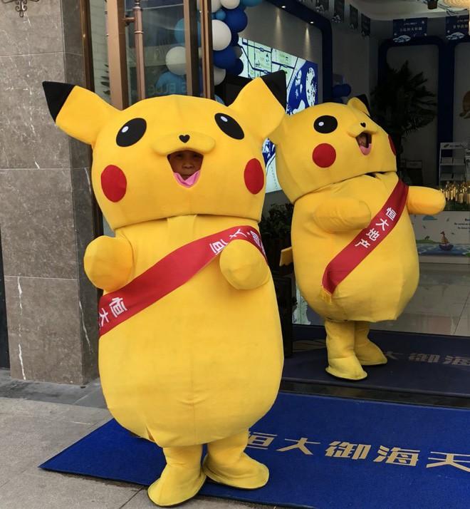 [Vui] Tổng hợp những màn cosplay Pikachu thất bại trên khắp thế giới - Ảnh 3.