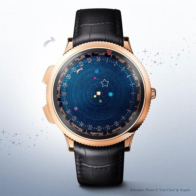 Ngỡ ngàng với 10 thiết kế đồng hồ kỳ lạ nhất Trái Đất, chiếc thứ 5 dành cho người luôn trễ hẹn - Ảnh 1.