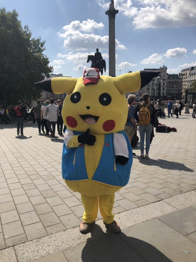 [Vui] Tổng hợp những màn cosplay Pikachu thất bại trên khắp thế giới - Ảnh 12.