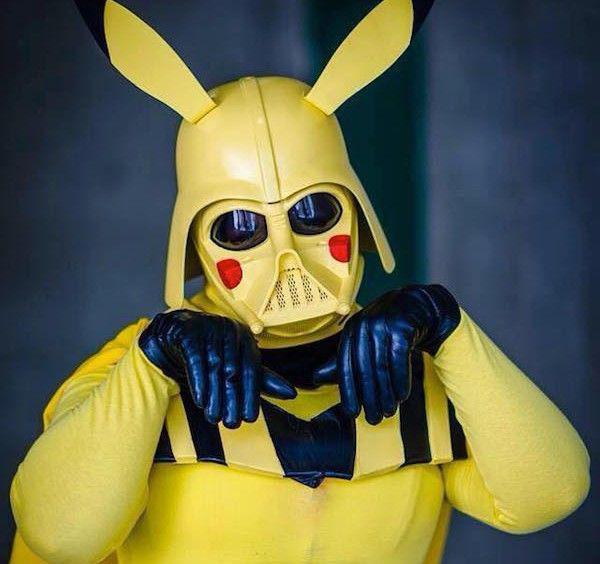 [Vui] Tổng hợp những màn cosplay Pikachu thất bại trên khắp thế giới - Ảnh 14.