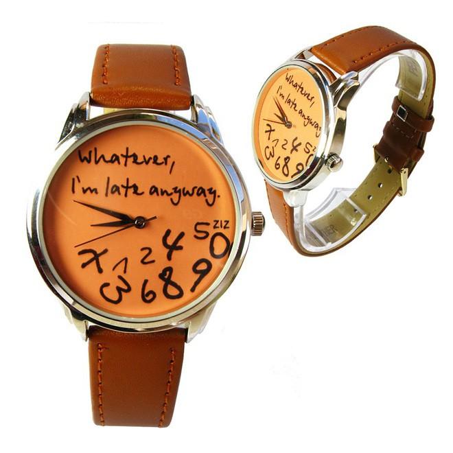 Ngỡ ngàng với 10 thiết kế đồng hồ kỳ lạ nhất Trái Đất, chiếc thứ 5 dành cho người luôn trễ hẹn - Ảnh 6.