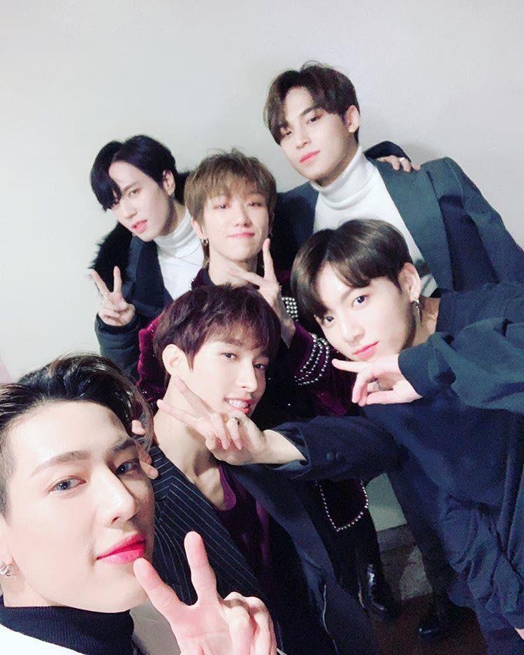 Lý do chị em mất máu tại KBS Song Festival: Hội bạn thân sinh năm 1997 toàn mỹ nam BTS, Seventeen, GOT7 selfie - Ảnh 3.