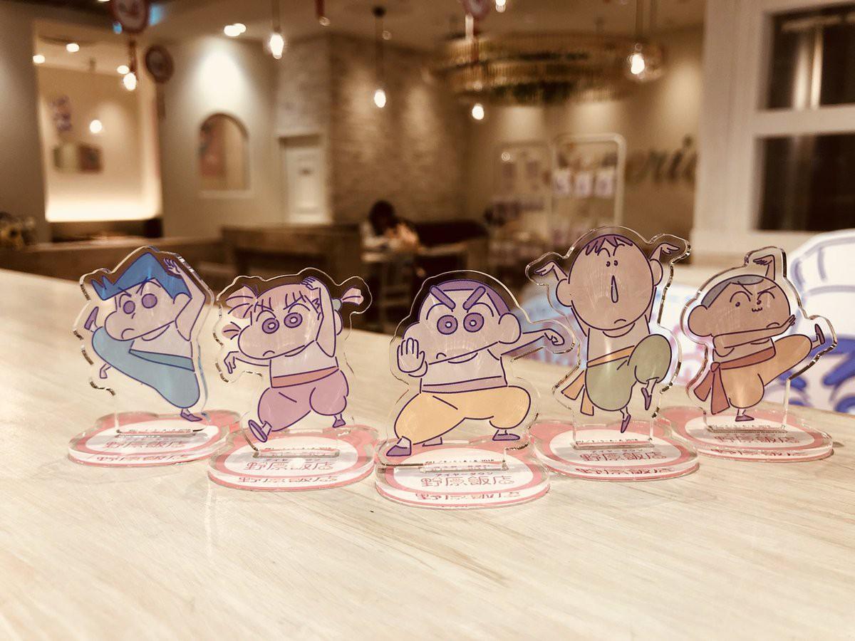Ai là fan của Shin (cậu bé bút chì) thì nhất định không thể bỏ qua nhà hàng đặc biệt ở Nhật Bản này - Ảnh 6.