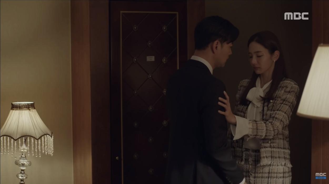 """Lời Hứa Với Các Vị Thần: Để cứu con, """"búp bê xứ Hàn"""" Han Chae Young sẵn sàng sinh thêm con với chồng cũ - Ảnh 3."""
