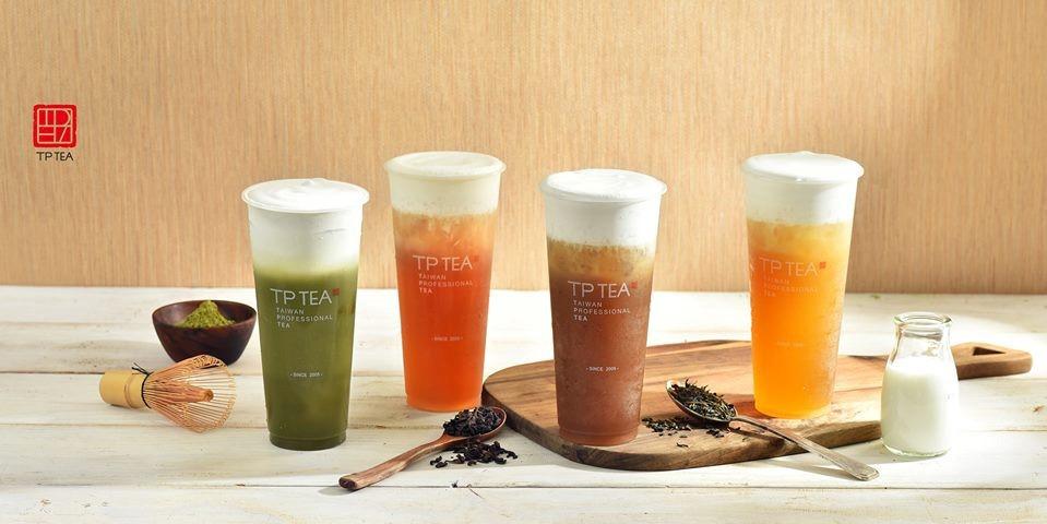 """Giới trẻ xôn xao về thương hiệu trà sữa """"cội nguồn"""" TP TEA du nhập về Việt Nam - Ảnh 3."""