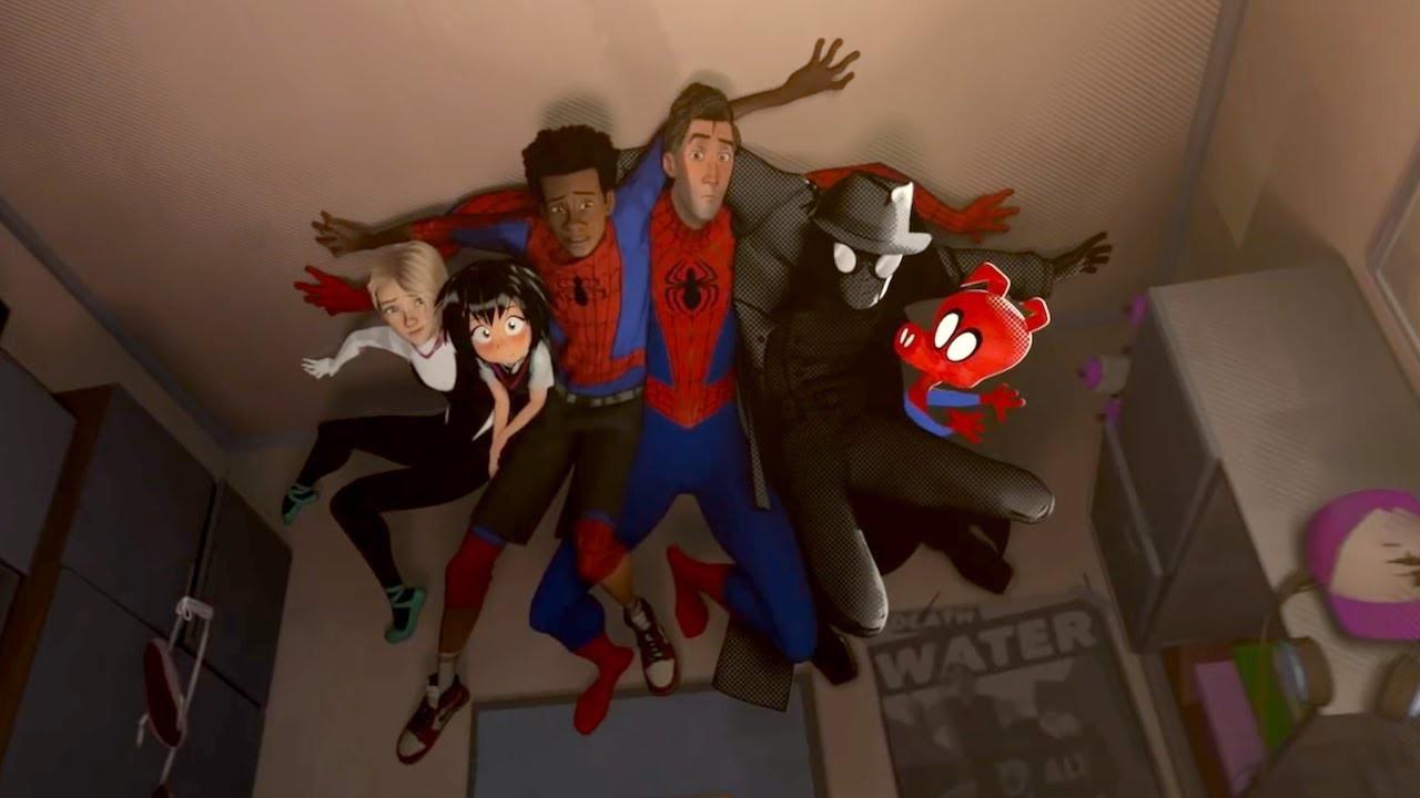 """Khám phá 4 điều mới toanh của Vũ trụ Nhện mới trong """"Spider-Man: Into the Spider-Verse"""" - Ảnh 1."""