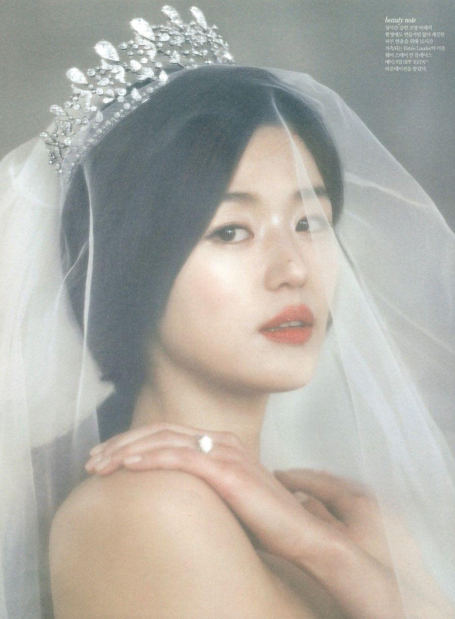 Ảnh cưới của mợ chảnh Jeon Ji Hyun gây sốt sau 6 năm: Huyền thoại nhan sắc đỉnh nhất Kbiz là đây! - Ảnh 7.