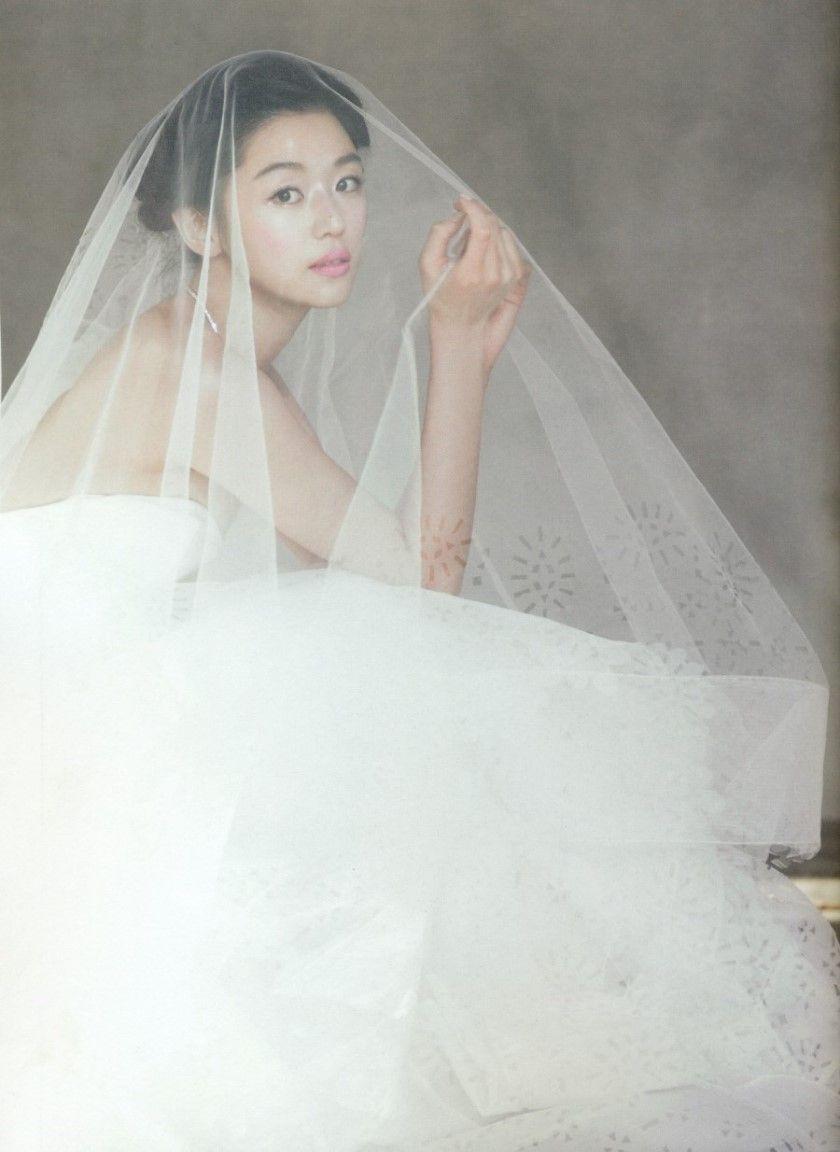 Ảnh cưới của mợ chảnh Jeon Ji Hyun gây sốt sau 6 năm: Huyền thoại nhan sắc đỉnh nhất Kbiz là đây! - Ảnh 12.