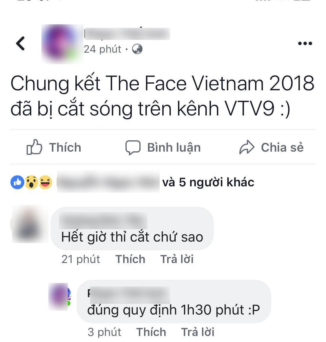 Chung kết The Face 2018 kéo dài lê thê đến lố giờ, bị cắt sóng trực tiếp dù chưa trao giải cho quán quân - Ảnh 4.