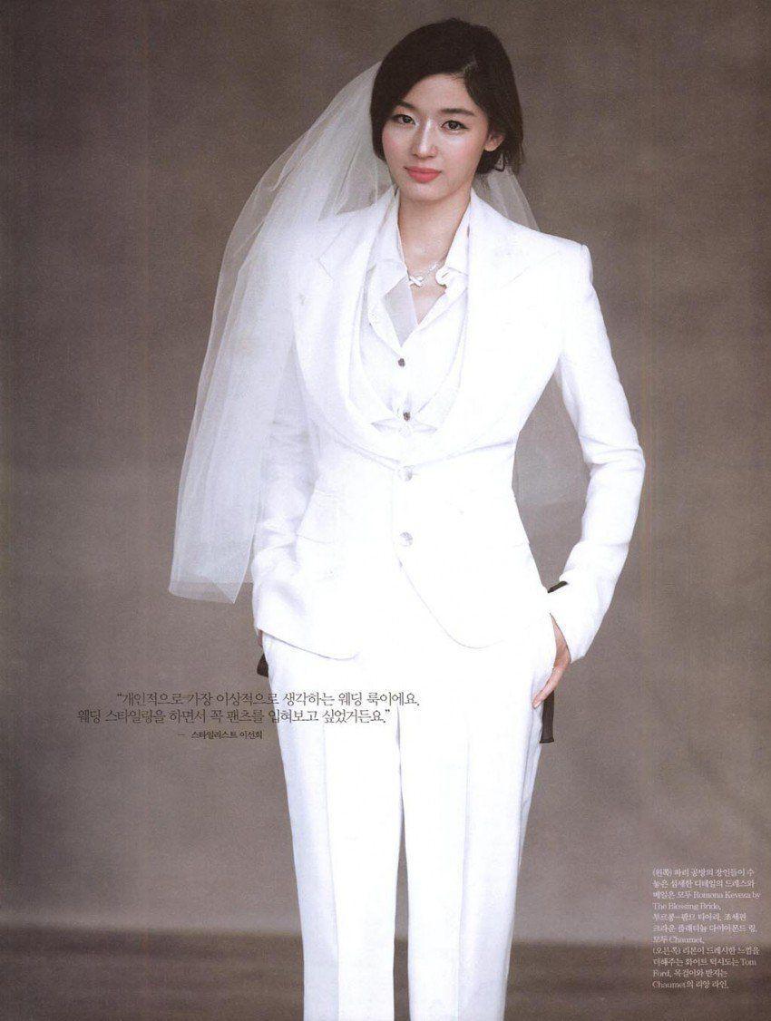 Ảnh cưới của mợ chảnh Jeon Ji Hyun gây sốt sau 6 năm: Huyền thoại nhan sắc đỉnh nhất Kbiz là đây! - Ảnh 14.