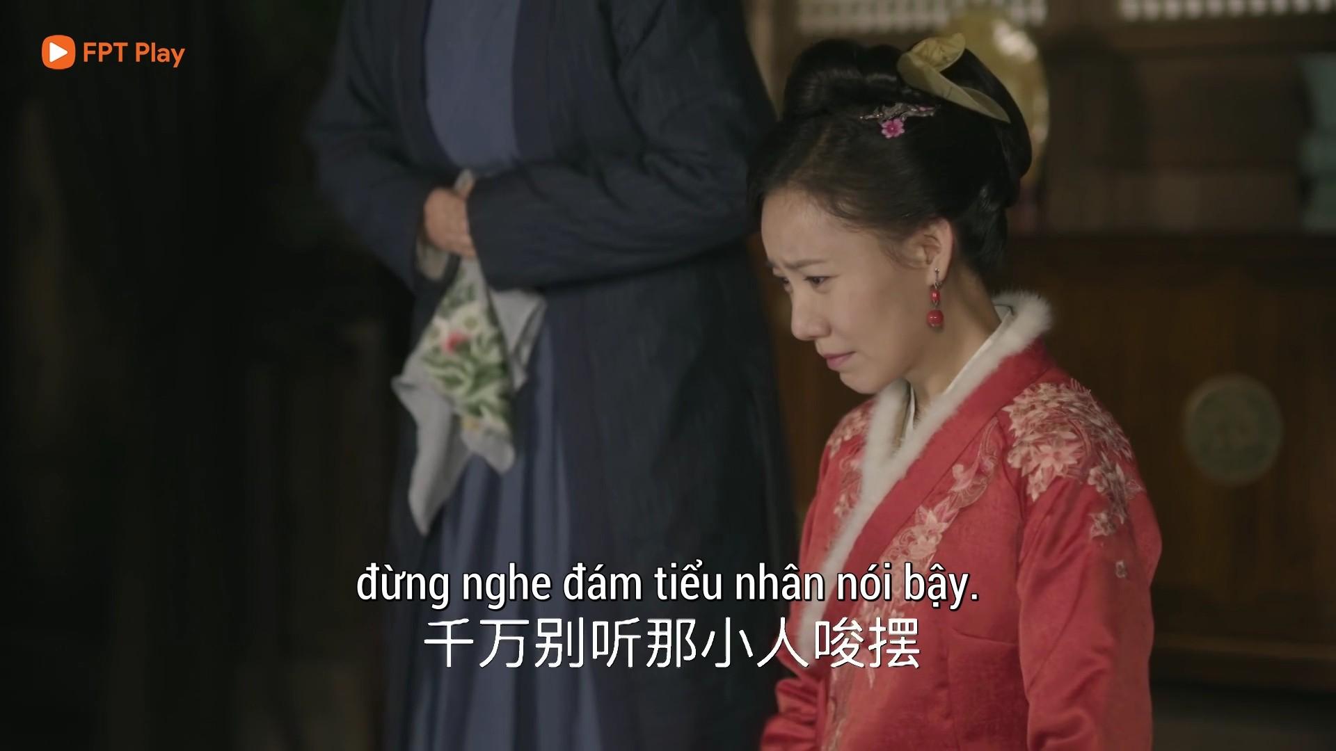 """Đẳng cấp làm việc nhóm của Minh Lan Truyện, già trẻ lớn bé hợp lực tiêu diệt """"hồ ly tinh"""" - Ảnh 2."""