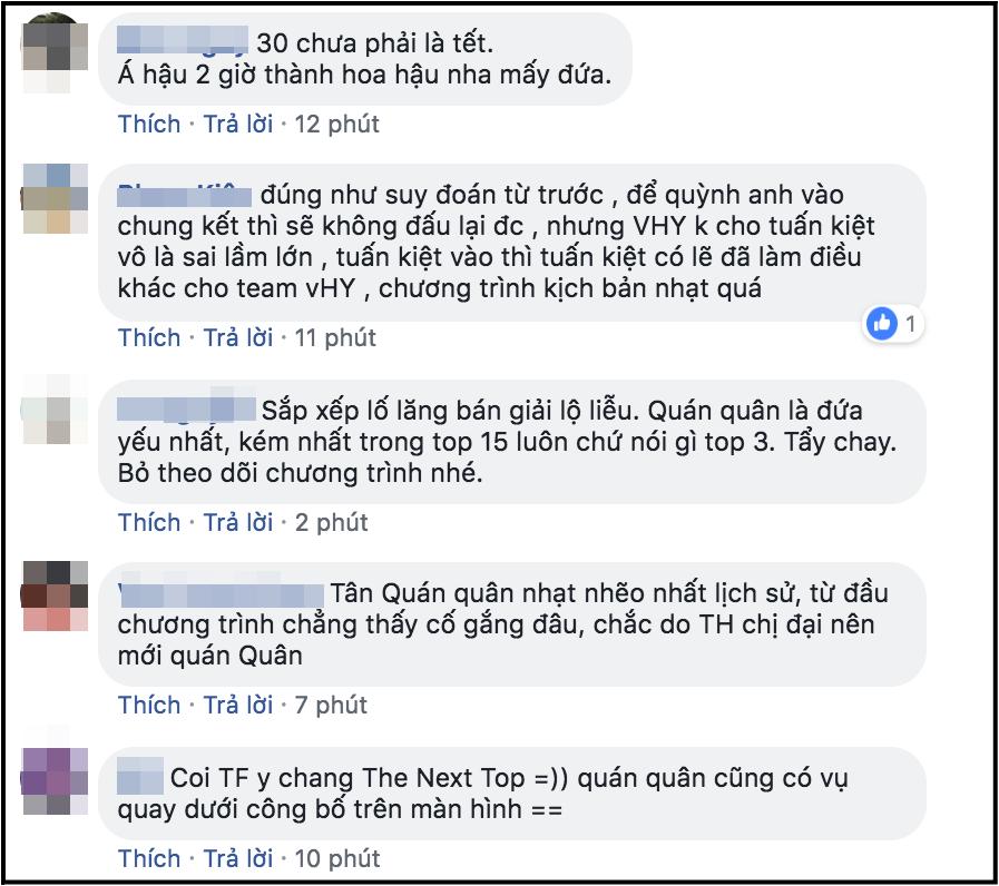 """Cư dân mạng tranh cãi gay gắt khi học trò Thanh Hằng đăng quang Quán quân """"The Face Vietnam 2018"""" - Ảnh 2."""