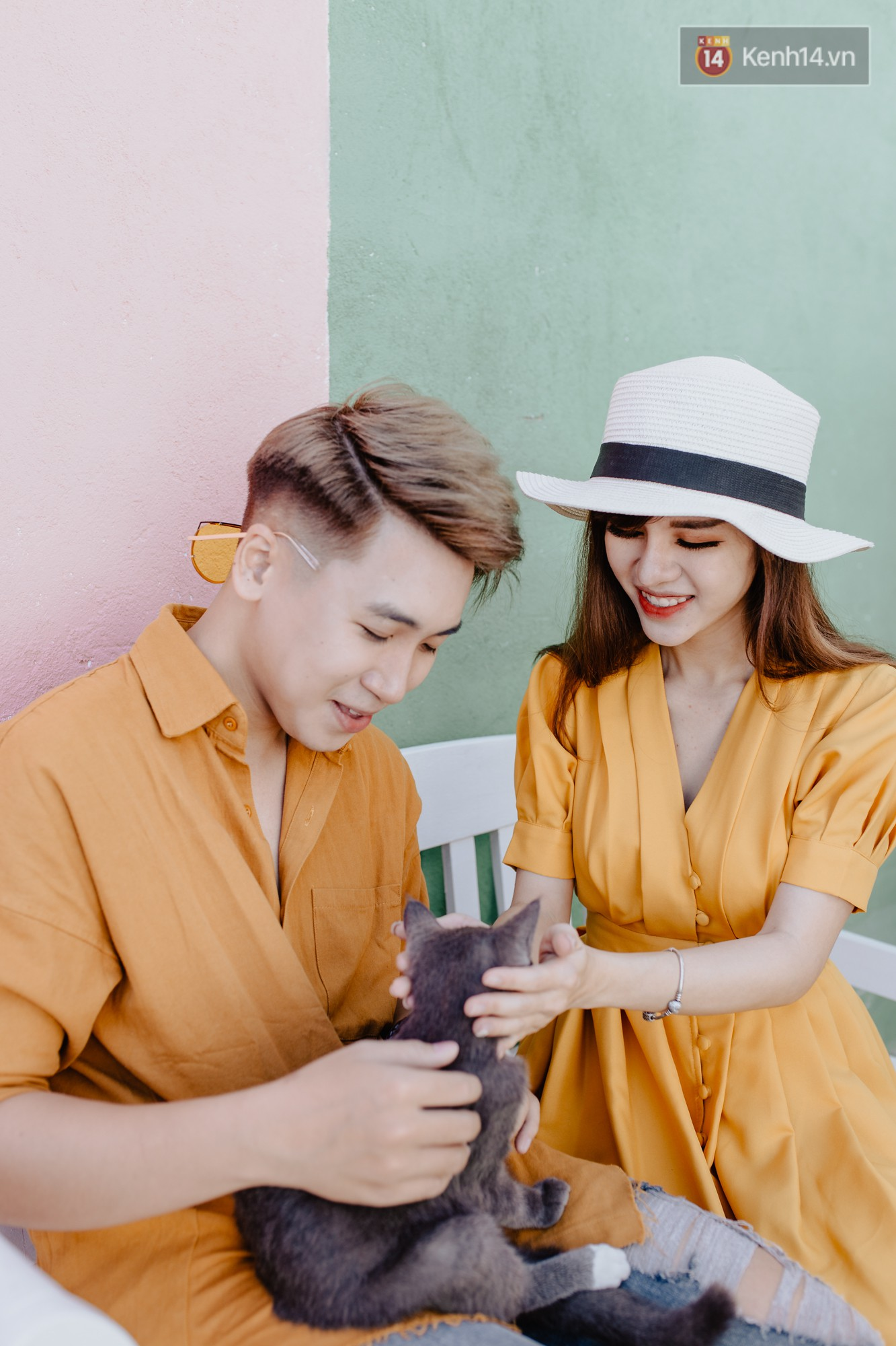 Huy Cung sau khi kết hôn: Đàn ông nên sợ vợ thì mới hạnh phúc được - Ảnh 1.