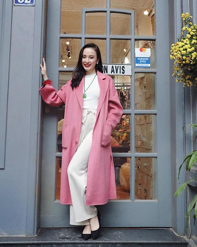 Street style sao Việt cuối năm: Hà Hồ không đi tất dù trời lạnh, Kỳ Duyên và Minh Triệu cùng diện đồ màu nóng - Ảnh 16.