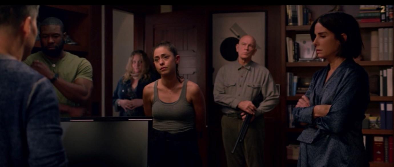 """Bird Box – Phim kinh dị mang phong cách """"A Quiet Place"""" từ nhà Netflix - Ảnh 5."""