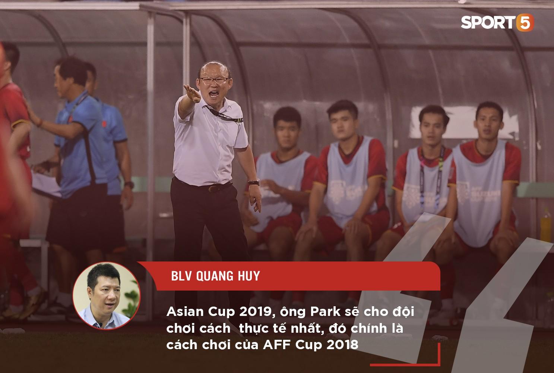 BLV Quang Huy: Tôi mong ông Park gắn bó lâu dài để biến Việt Nam thành đế chế như Diego Simeone - Ảnh 4.