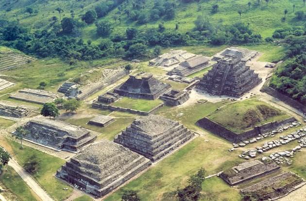 Ghé thăm El Tajin: Tàn tích của một nền văn minh cực thịnh thời cổ đại, nhưng biến mất một cách bí ẩn - Ảnh 1.