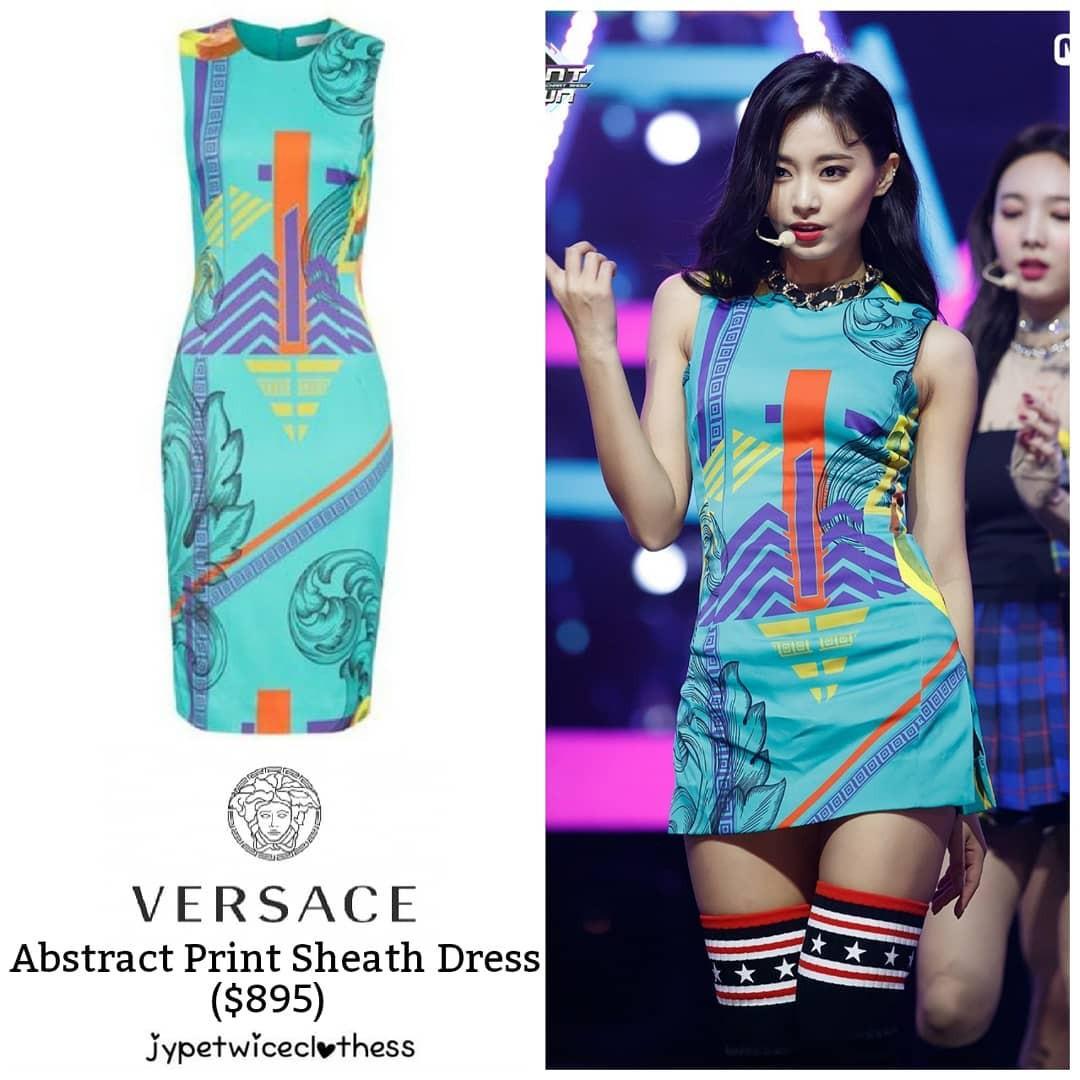 Stylist của Twice cũng chăm cắt váy siêu ngắn khiến fan chỉ sợ hớ hênh chẳng kém Red Velvet, Black Pink - Ảnh 11.