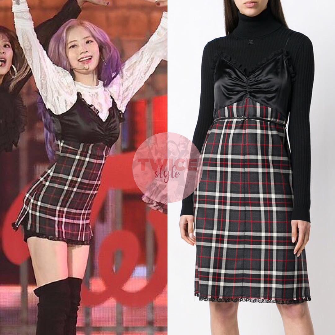 Stylist của Twice cũng chăm cắt váy siêu ngắn khiến fan chỉ sợ hớ hênh chẳng kém Red Velvet, Black Pink - Ảnh 10.