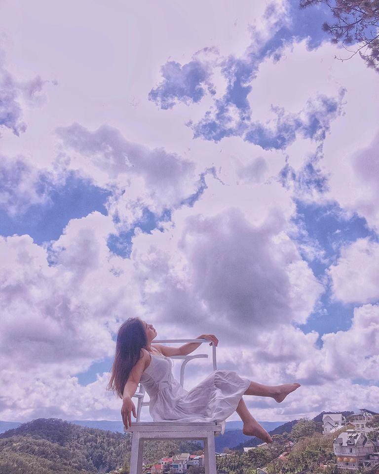 Đà Lạt xuất hiện ghế săn mây để chụp ảnh sống ảo, không hổ danh là nơi đi hoài chẳng chán - Ảnh 2.