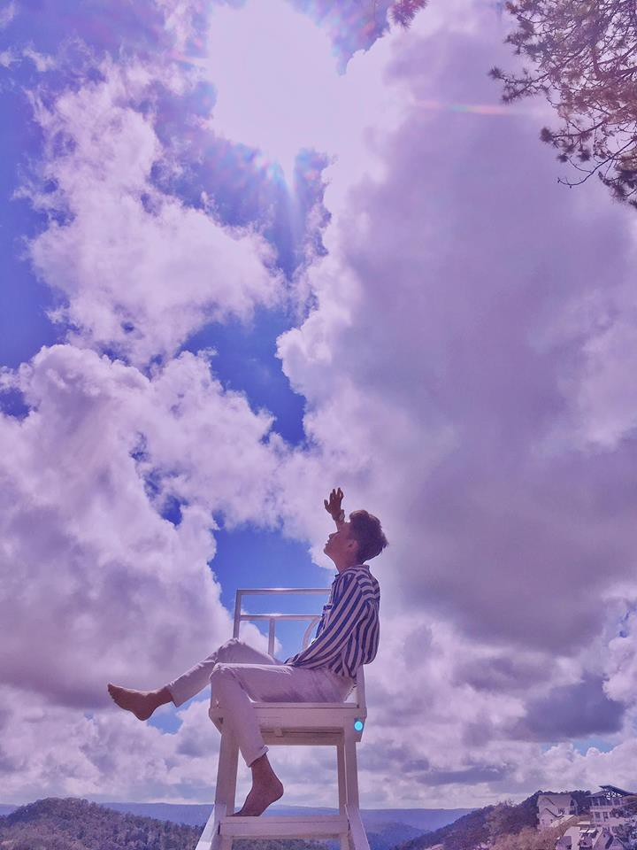 Đà Lạt xuất hiện ghế săn mây để chụp ảnh sống ảo, không hổ danh là nơi đi hoài chẳng chán - Ảnh 5.