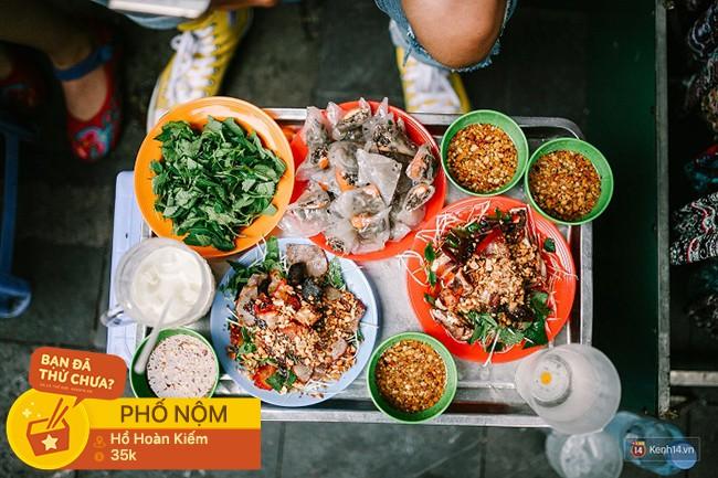 Nổi tiếng bởi các món ăn vặt mát lành, những con phố này là địa chỉ lý tưởng cho bạn ghé qua giải nhiệt mùa đông không lạnh ở Hà Nội - Ảnh 2.