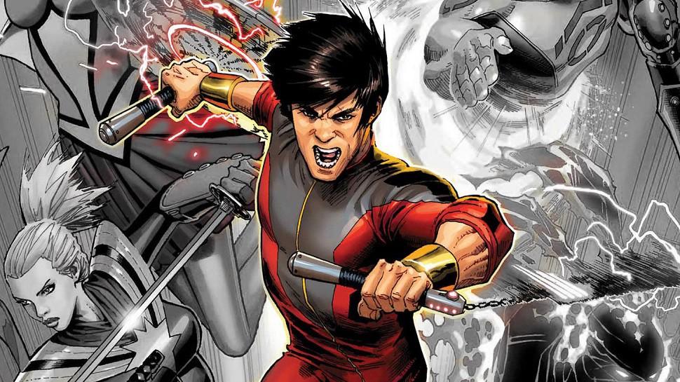 Marvel sẽ có siêu anh hùng châu Á đầu tiên: Cao thủ kungfu Shang Chi - Ảnh 2.