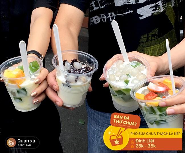 Nổi tiếng bởi các món ăn vặt mát lành, những con phố này là địa chỉ lý tưởng cho bạn ghé qua giải nhiệt mùa đông không lạnh ở Hà Nội - Ảnh 8.
