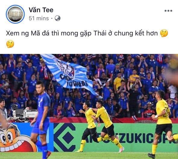 Thái Lan thất bại, dân mạng sướng rơn khi đường tới cúp vô địch AFF Cup của Việt Nam rộng mở - Ảnh 4.