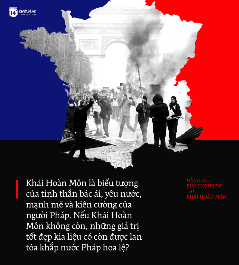 Bức tượng vỡ tại Khải Hoàn Môn Pháp: Nỗi buồn của những cuộc thảm sát di sản - Ảnh 3.