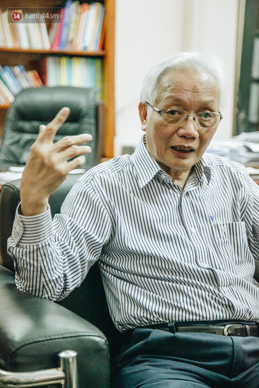 Chủ tịch Hội tâm lý Giáo dục Hà Nội nói về 2 vụ tát học sinh: Việc xin lỗi học trò sẽ làm nhân cách của thầy cô lớn hơn chứ không thấp đi - Ảnh 6.