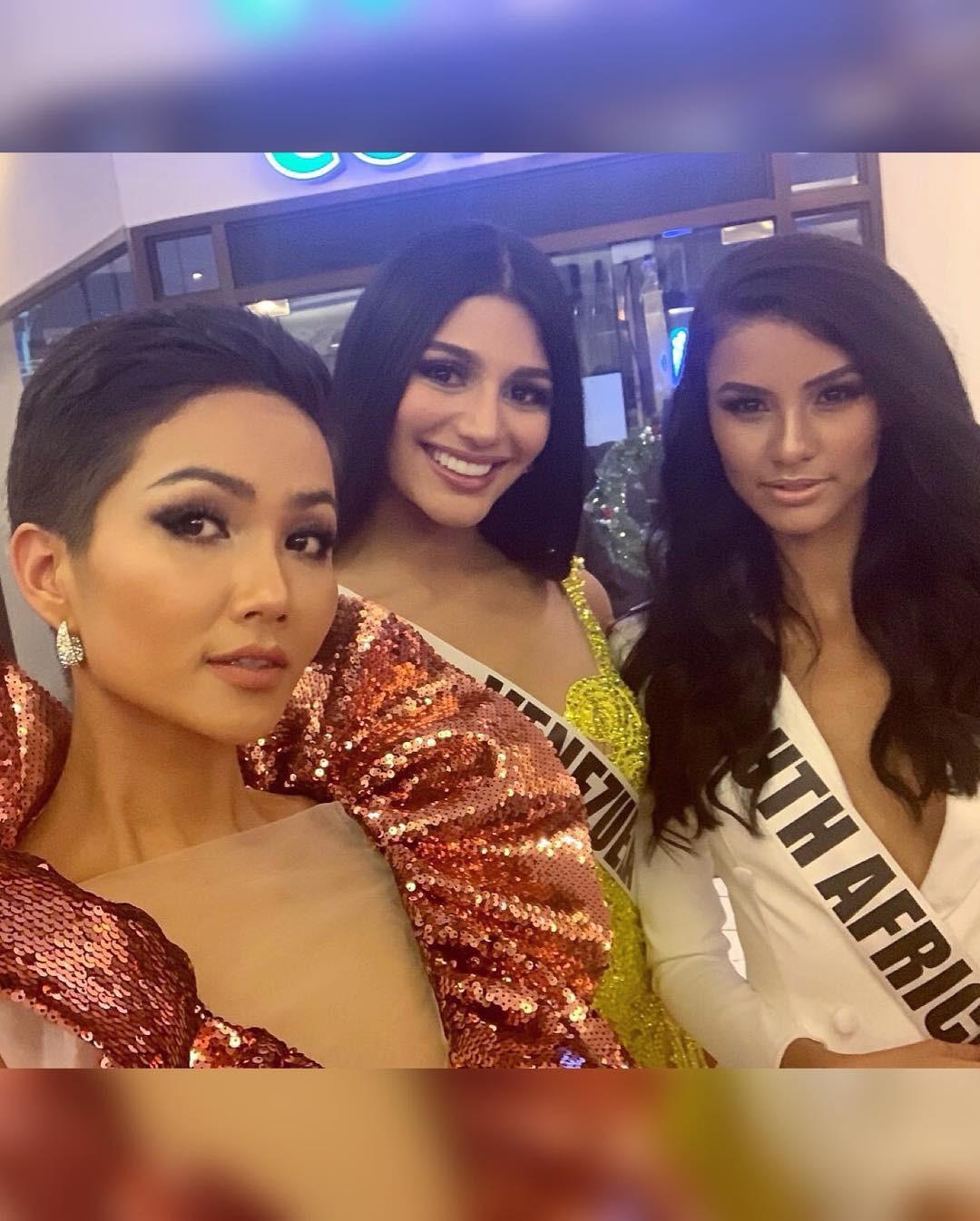 H'Hen Niê Miss Universe: Trang phục của H'Hen Niê tại Hoa hậu Hoàn Vũ - Ảnh 7.