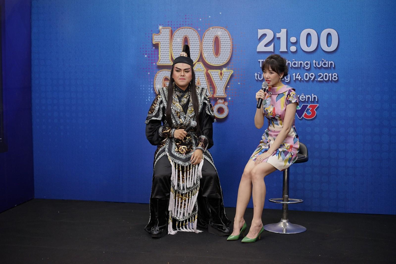 Hari Won phàn nàn vì bị Đại Nghĩa giành nói khi cùng làm MC - Ảnh 7.