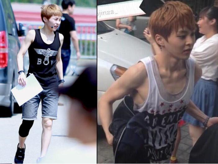 Nhìn những nam idol Kpop một thời mặt búng ra sữa lột xác ngoạn mục, cánh mày râu sẽ có thêm nhiều động lực - Ảnh 18.