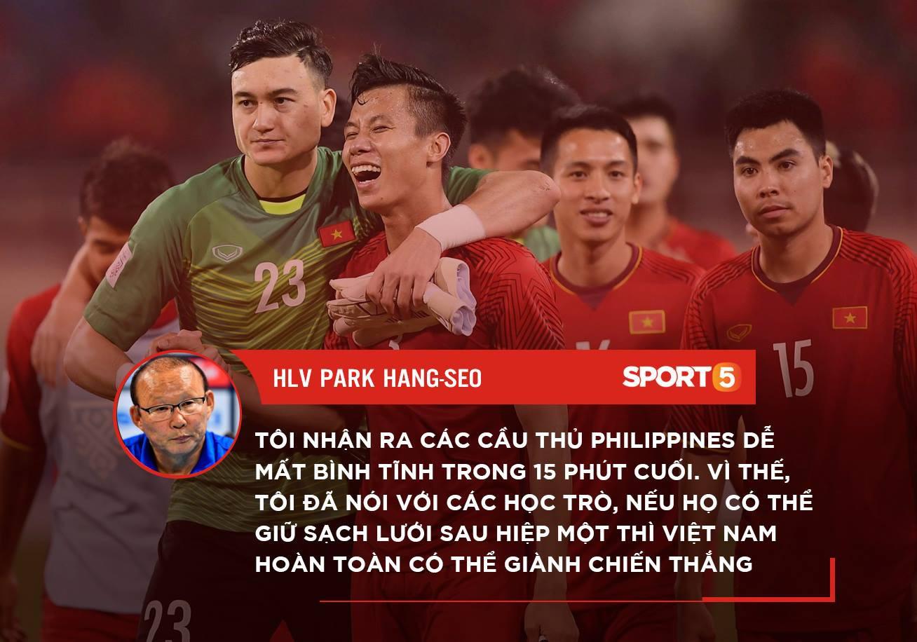 Tuyển Việt Nam phá dớp vào chung kết: Ưa dùng sức như Philippines khó có cửa trước thầy trò HLV Park Hang-seo - Ảnh 3.