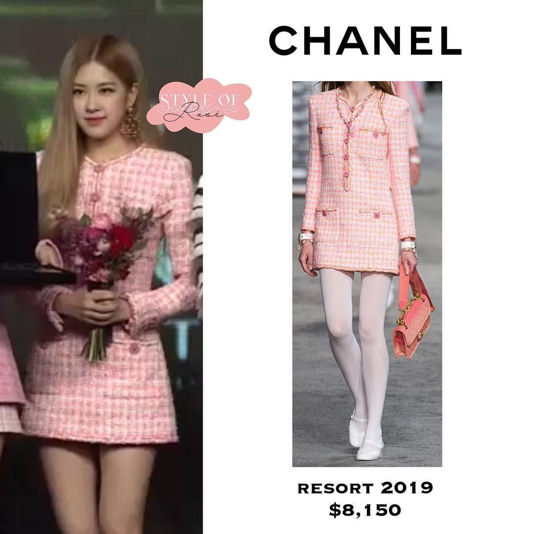 """Chân gầy hay béo mới là """"cực phẩm"""" khi diện váy ngắn: Rosé (Black Pink), Cổ Lực Na Trát và Min Hyo Rin sẽ khiến bạn khó nghĩ - Ảnh 7."""