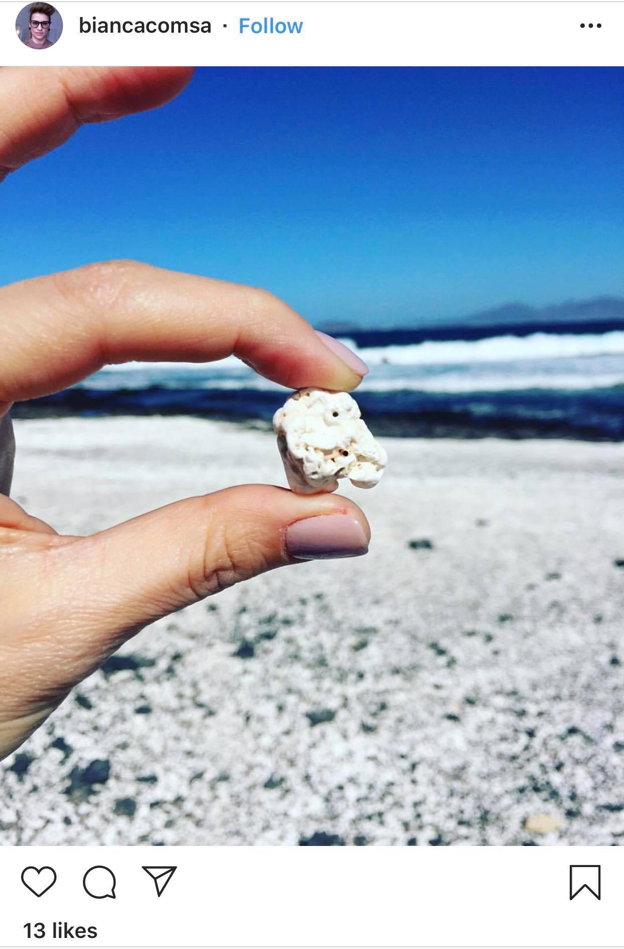 Bãi biển bỏng ngô nổi tiếng tại Tây Ban Nha: Trông hấp dẫn thế thôi chứ cắn vào là gãy răng ngay! - Ảnh 6.