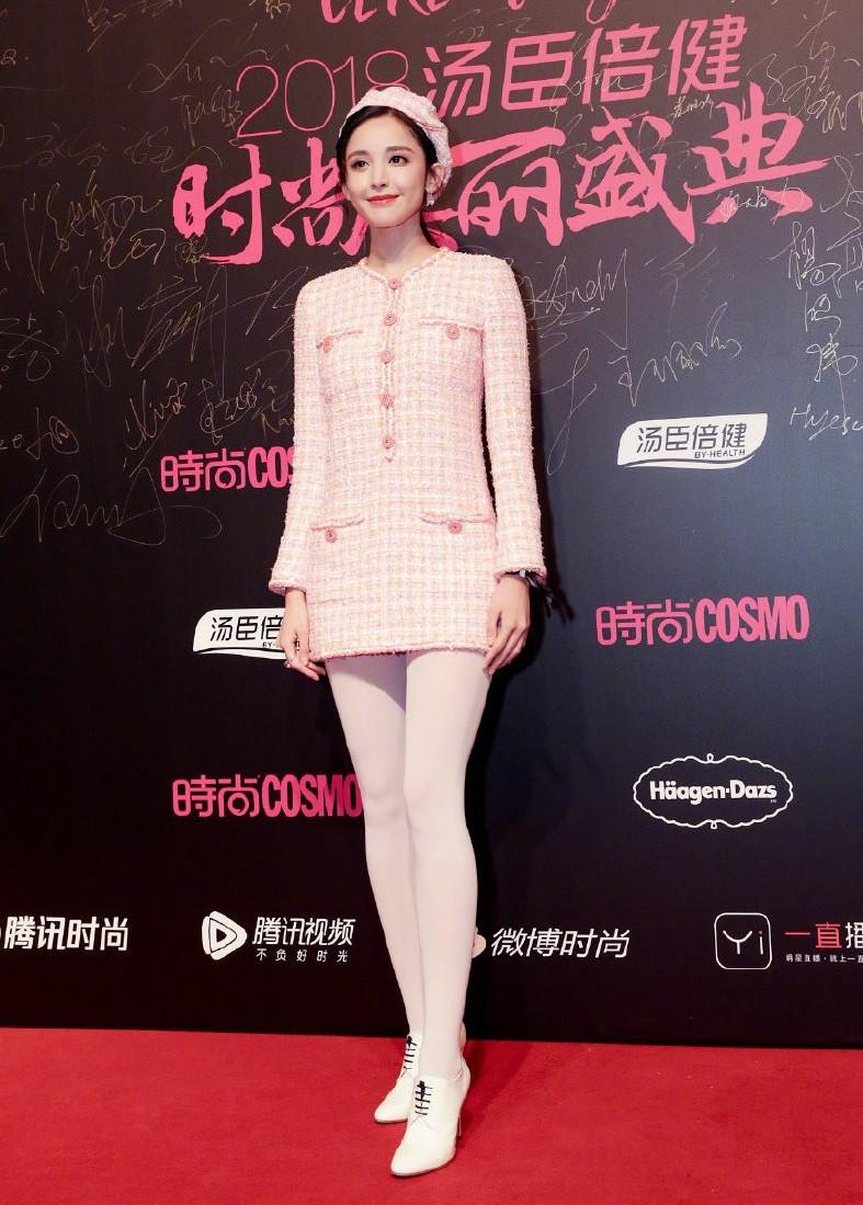 """Chân gầy hay béo mới là """"cực phẩm"""" khi diện váy ngắn: Rosé (Black Pink), Cổ Lực Na Trát và Min Hyo Rin sẽ khiến bạn khó nghĩ - Ảnh 4."""