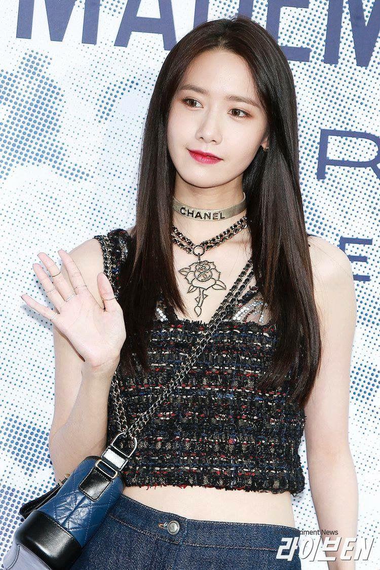 Xưa nay vẫn mình hạc xương mai, nữ thần Yoona bỗng lộ bờ vai thái bình dương chẳng kém Jin (BTS) - Ảnh 7.
