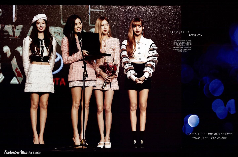 """Chân gầy hay béo mới là """"cực phẩm"""" khi diện váy ngắn: Rosé (Black Pink), Cổ Lực Na Trát và Min Hyo Rin sẽ khiến bạn khó nghĩ - Ảnh 1."""