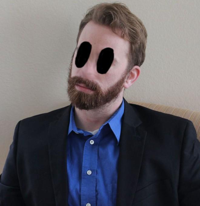Nghe bạn bảo để râu chơi Tinder dễ hơn, anh chàng này làm luôn nghiên cứu khoa học xem có thật thế không - Ảnh 1.