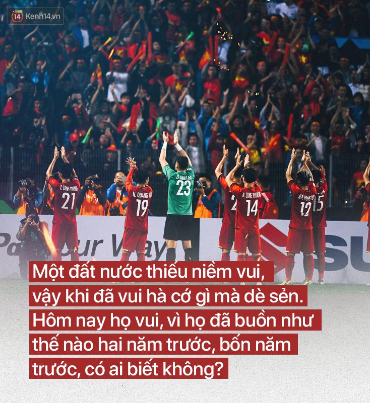 Đội tuyển Việt Nam: Vô địch, cần phải vô địch - Ảnh 4.