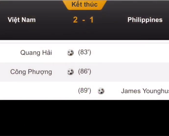 Xuất hiện thánh dự đoán nói trúng phóc Quang Hải - Công Phượng ghi bàn 2-1 khi trận đấu còn chưa diễn ra - Ảnh 3.