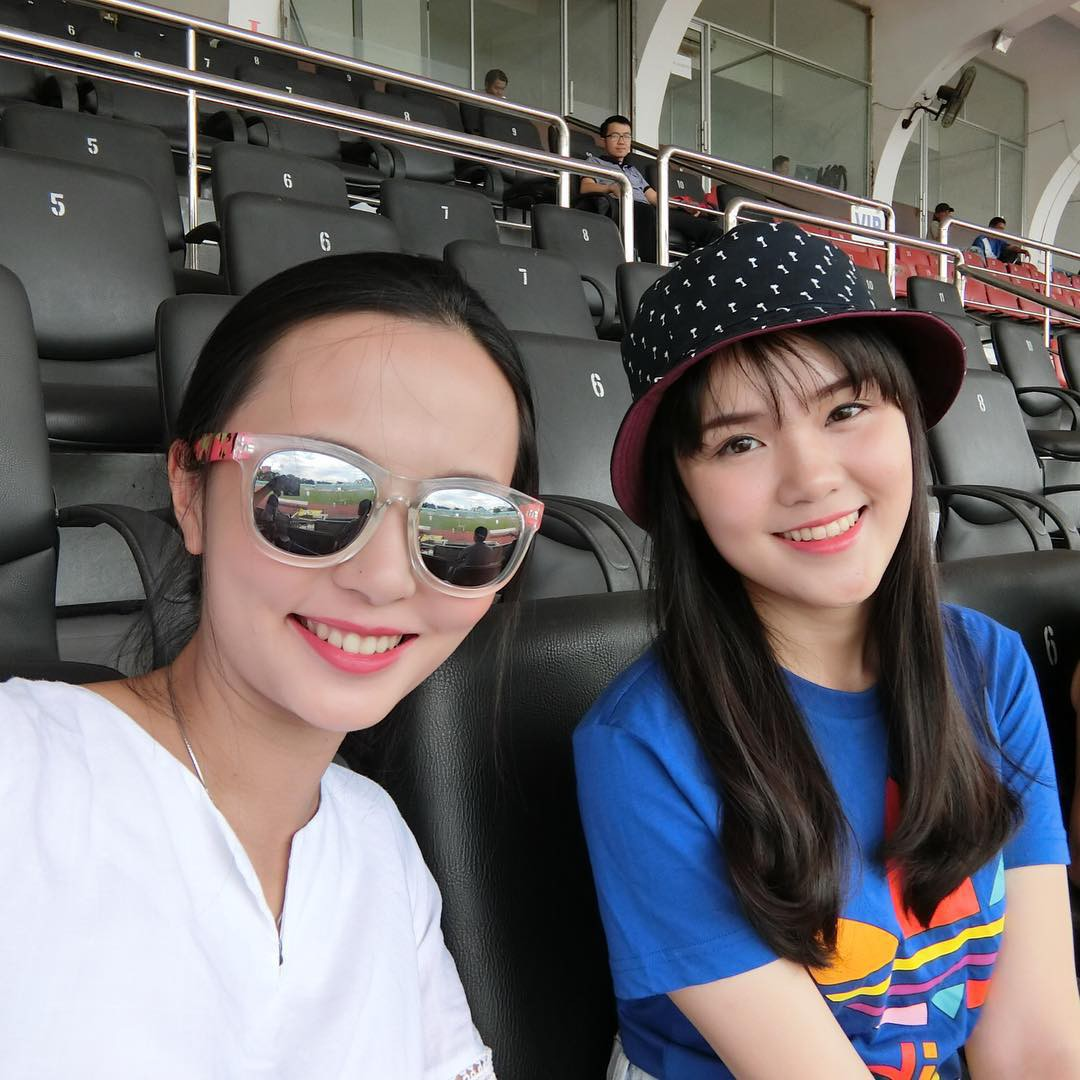 Bạn gái Duy Mạnh Quỳnh Anh là ái nữ cựu chủ tịch CLB Sài Gòn- Ảnh 5.