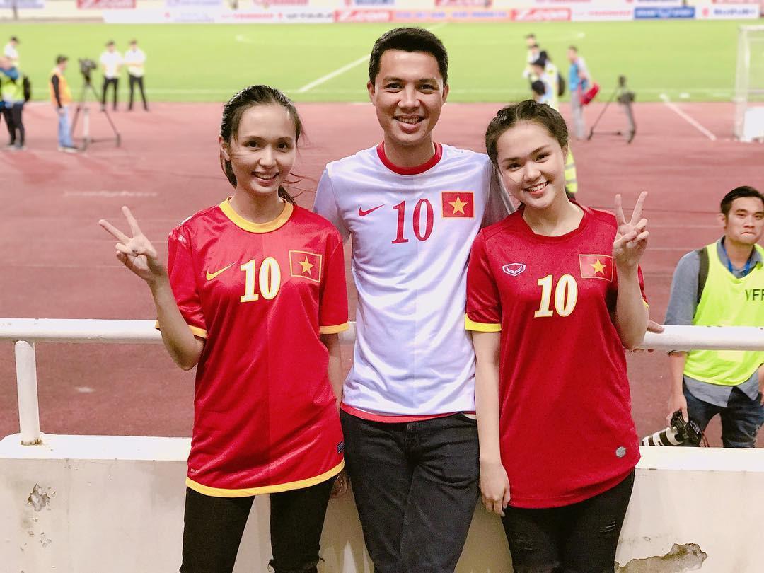 Bạn gái Duy Mạnh Quỳnh Anh là ái nữ cựu chủ tịch CLB Sài Gòn - Ảnh 7.