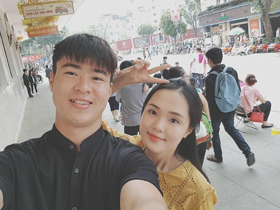 Bạn gái Duy Mạnh Quỳnh Anh là ái nữ cựu chủ tịch CLB Sài Gòn- Ảnh 2.