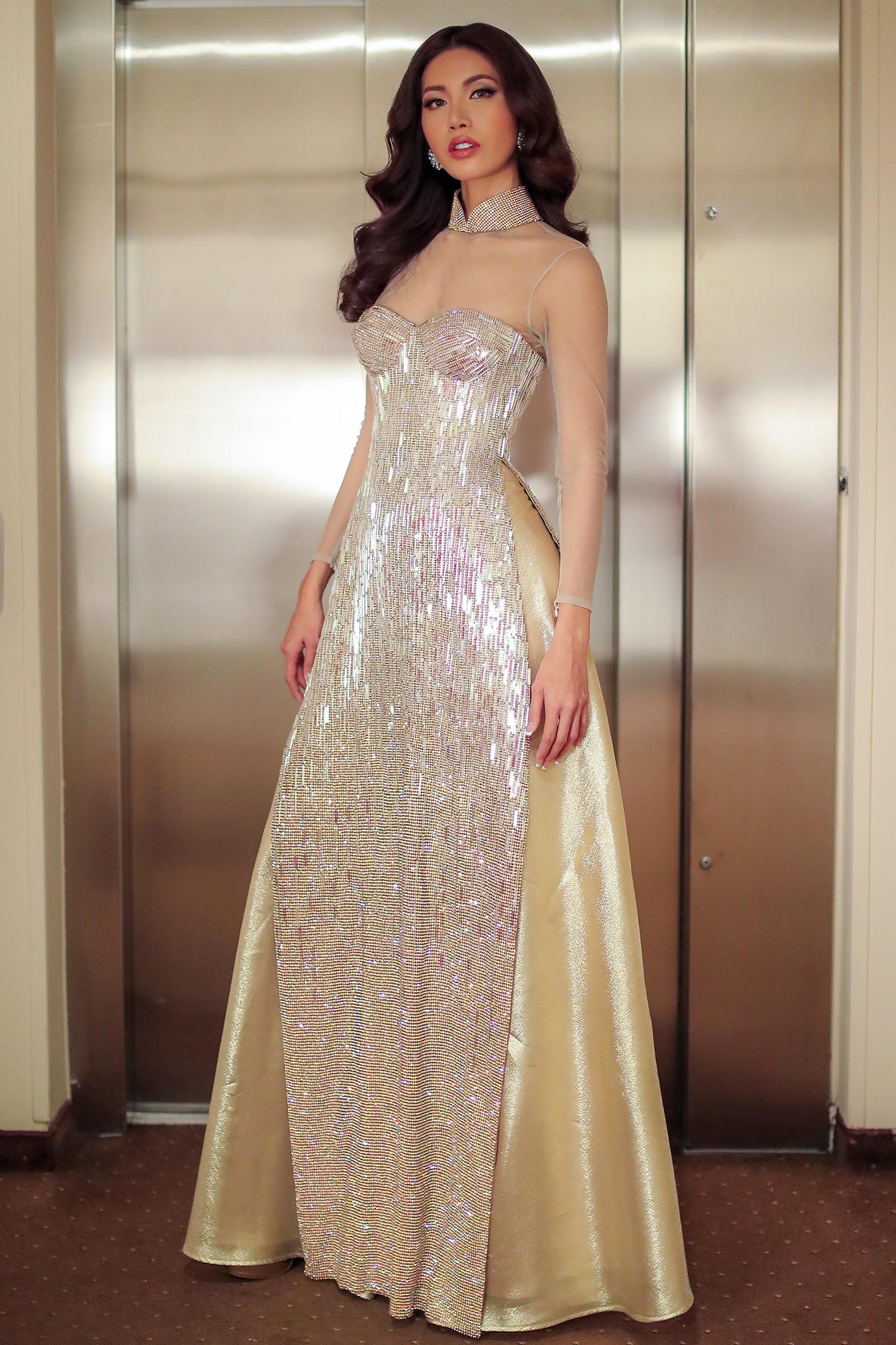 Ba Lan lạnh 0 độ, Minh Tú vẫn cháy hết mình trong buổi tổng duyệt trước chung kết Hoa hậu tối nay - Ảnh 7.