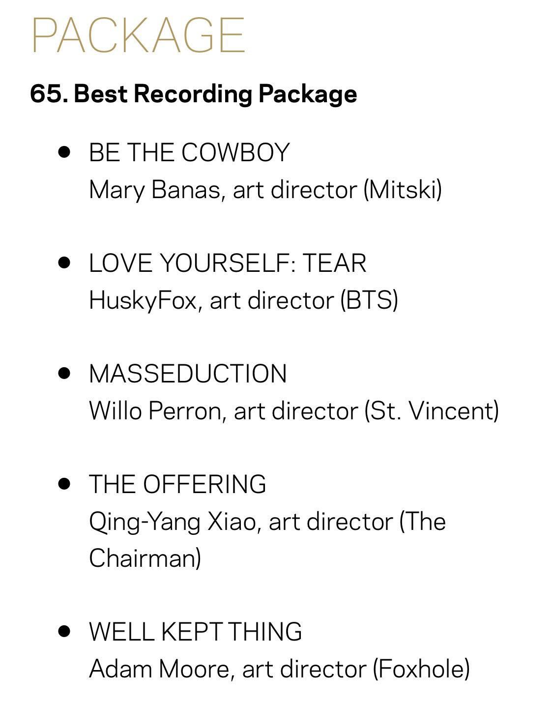 Cứ tưởng BTS được đề cử tại giải thưởng Grammy danh giá, nhưng sự thật là...? - Ảnh 2.