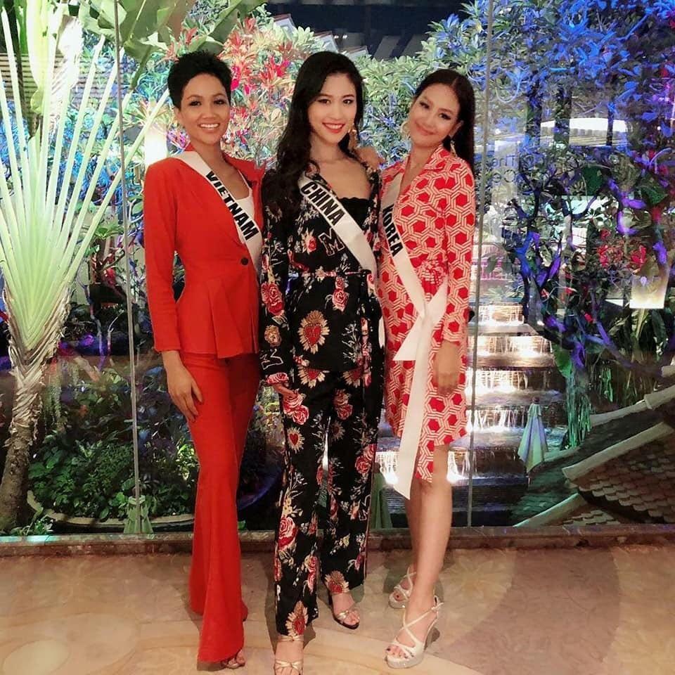 Nào chỉ tóc tém, HHen Niê còn sở hữu nét thời trang này khiến cô khác biệt với mọi ứng viên khác từ Việt Nam - Ảnh 6.
