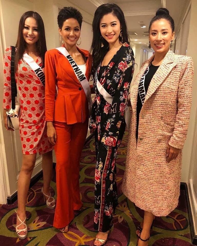 Nào chỉ tóc tém, HHen Niê còn sở hữu nét thời trang này khiến cô khác biệt với mọi ứng viên khác từ Việt Nam - Ảnh 7.
